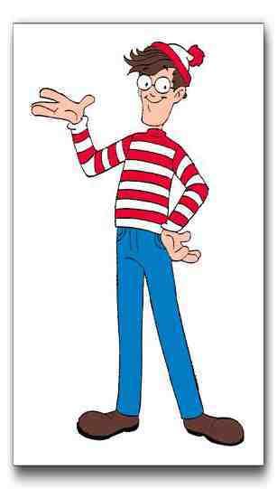 Buscar a Wally