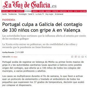 gripe gallega