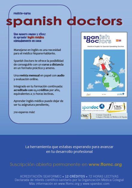 Información Curso Spanish Doctor