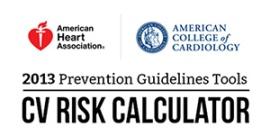 CV Risk Calculator CORRECT